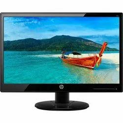 Tn Panel 19KA HP 18.5 inch HD LED Backlit Monitor