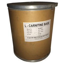 L Carnitine Base Powder