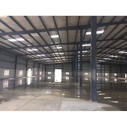PEB Steel Industrial Shed