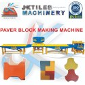 Zig Zag Paver Block Machine