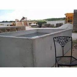 Cement RCC Water Tank, Storage Capacity: 2000 Litre