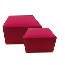 10 Inch Pink Paper Box