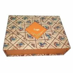 Printed Dry Fruit Box