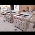Kitchen Burner With Oven