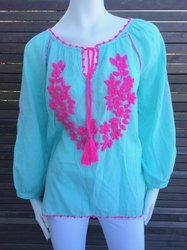 Vintage Tunic Tops