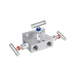 3 Valves Manifold-T Type (Direct Mounting)
