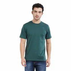 Supima Cotton T-shirt Green Color