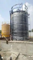 PP/FRP Chemical Storage Tank