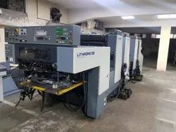 KOMORI L426 printing Machine