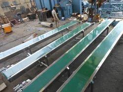 PVC Flat Belt Conveyor