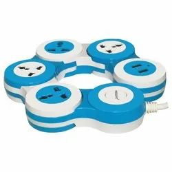 Press Fit Pivot Power Strip