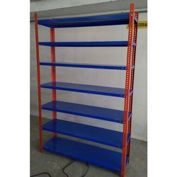 Mild Steel Slotted Angle Rack