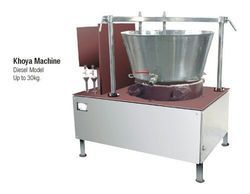 JMD India Khoya Making Machine Cap 250 Ltr  Diesel Fired