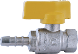 Credit Brass Gas Valve, For Industrial