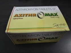 Azithromax 500 mg - Azithromycin Tablets