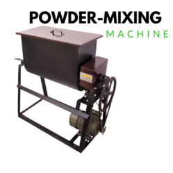 Raw Powder Mixing Machine