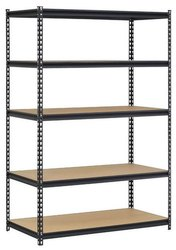 5 Layer Adjustable PCR Steel Framed Rack