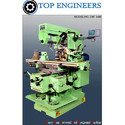 Heavy Duty Universal and Horizontal Milling Machine