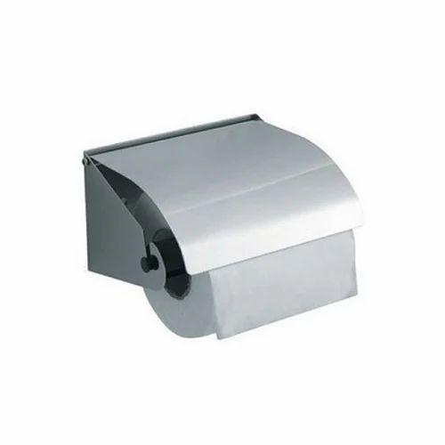 Ss Toilet Tissue Roll Dispenser टॉयलेट रोल डिस्पेंसर