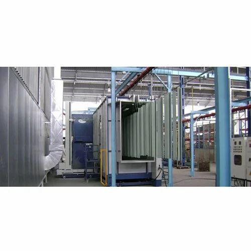 Powder Coating Plants Powder Coating Plant Manufacturer