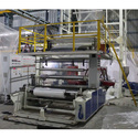 Blown Film Machine ABC Layer Film Line