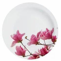 Printed Melamine Dinner Crockery Plate