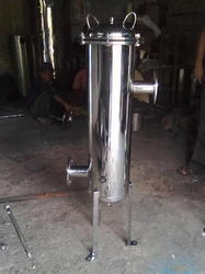 SS, MS Filter Housings, For Industrial