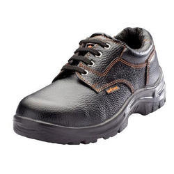 Atom Leather Upper Safety Shoes