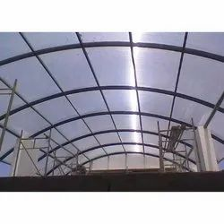 Arch Skylight Roofing Structures