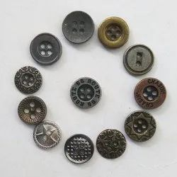 Metal Buttons