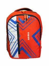 Polyester Girls College Bag