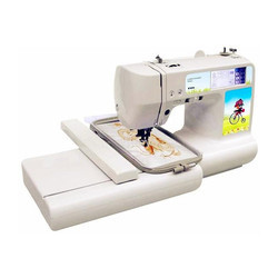 Logo Embroidery Machine For Shirt