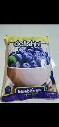 Sweet Blueberry Frozen