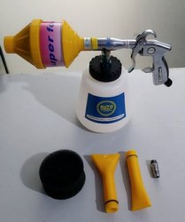 Stainless Steel Air Foam Making Gun