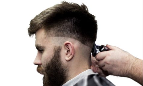 Men Hair Trimming Services