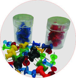 Push Pins, Size: 28 Mm And 32 Mm