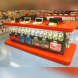 Modern Retail Store Display Counter To Attract Visitors