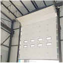 Ivory Standard Industrial Sectional Doors, For Clean Room