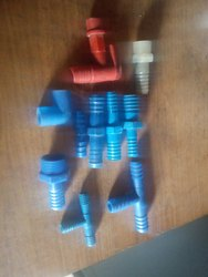 Plastic Hose Connectors, Size: 1/2 3/4 1 Inches