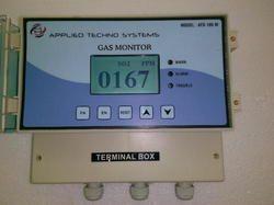Online Oxygen Gas Leak Detector ATS 105M