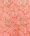 Gota Patti Work With Chikan Embroidery Kurti