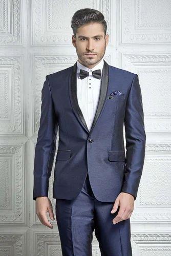 Saaransh Blue Raymond Men Designer Coat Pant Rs 7500 Piece Id
