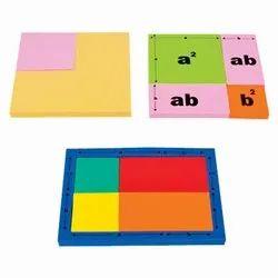 Student's Algebra Identity Kit - Educational Aid
