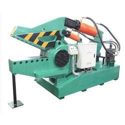 Scrap Shearing Machine