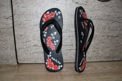 Daily Wear Printed ABRI Juhi Rubber Slipper