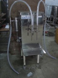 Sanitizer Hand Wash Filling Machine