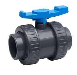 Plastic Union Type Valve