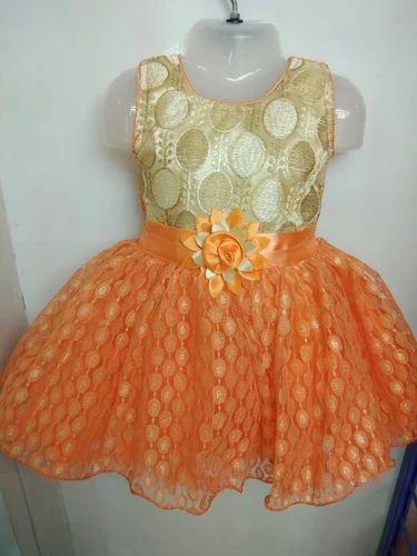 481955d8400c Girls Party Wear Frocks - Bollywood Party Wear Kids Frock Exporter ...