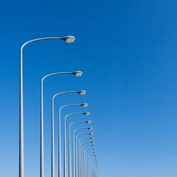 Designer Street Light Pole