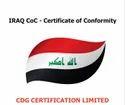 IRAQ CoC - Certificate of Conformity